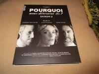 """COFFRET 2 DVD NEUF """"POURQUOI NOUS DETESTENT-ILS - SAISON 2"""" Juliette ARNAUD"""