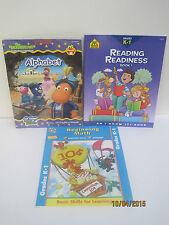 Preschool, Kindergarten-1 Books, Lot of 5 Books