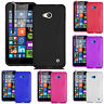 Schutzhülle für Microsoft Nokia Lumia 640 LTE Dual SIM TPU Silikon Flip Case