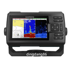 Garmin STRIKER Plus 5cv Fishfinder w/GPS GT20-TM DownVü Transducer #010-01872-01