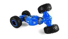 RC auto Twist Transformation vehículo, rtr, con doppelschwenkachse, 2,4ghz azul