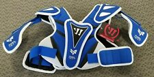 New Warrior Rabil Next Youth Shoulder Pads Large Yth Lrg Y L Royal Blue Msrp $45