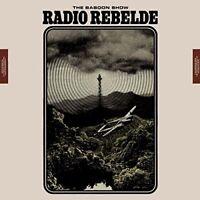 THE BABOON SHOW - RADIO REBELDE (STANDARD EDITION)   CD NEU
