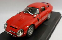 Best 1/43 Scale Metal Model - 9059 ALFA ROMEO TZ 1 PROVA RED