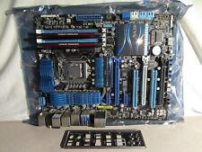 ASUS P8P67 Deluxe LGA1155 Motherboard i7-2600K 3.4GHz CORSAIR Vengeance 16GB RAM