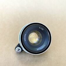 Pancolar 50mm F2 #650356 Exakta Mount Lens - VINTAGE