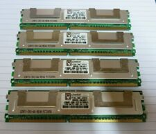 Kingston 9995285-030 2GB (4X512MB) 1Rx8 PC2-5300 DDR2 ECC 240P CL5 Server Memory