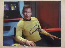 "William Shatner Signed /Autographed Photo ""SALE"""