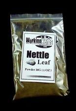 Nettle Leaf Urtica dioica Stinging nettle powder 1 oz bag