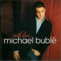 With Love, Michael Buble - Music CD - Michael Buble -   - Hallmark Cards Inc - V