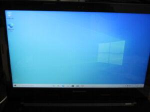 "LENOVO G50-80 15.6"" Laptop | INTEL I3-4030U 1.90GHZ | 320gb HD | 4GB RAM | W10"
