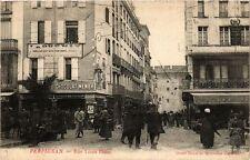 CPA PERPIGNAN Rue Louis Blanc (375963)