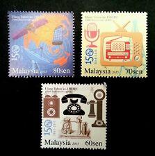 Malaysia 150th Anniversary Of ITU 2015 Satellite Telecommunications (stamp) MNH