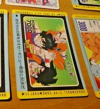 DRAGON BALL Z DBZ PP AMADA PART CARDDASS CARD CARTE 451 MADE IN JAPAN **