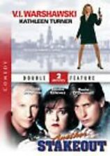 V.I. Warshawski/Another Stakeout (DVD) - NEW!!