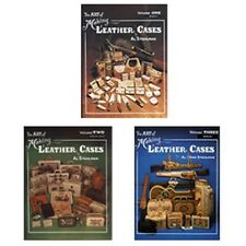 The Art of Making Leather Cases 3 Volume Set/leathercraft