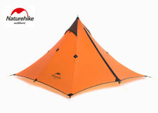 Naturehike NH17T030-L Silicone Double Layer  Camping Tent Camping Gear 1 Persons