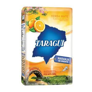 Yerba Mate Taragui Orange of the Orient 500g