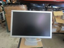 "Apple Cinema Display 20"" Widescreen LCD Cinema Display A1081 with Power Adapter!"