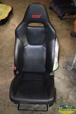2008-2014 Subaru Impreza WRX STI Leather Seat Front Left Driver LH DEPLOYED BAG