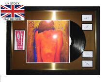 "BLUR 13 Framed 12"" VINYL LP Tickets & Band Autographs MEMORABILIA  🇬🇧FREE DEL'"