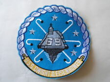 PATCH US NAVY USS USS DWIGHT EISENHOWER / MARINE USA