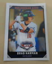 Brad Harman 2019 Aussie Baseball League - Philadelphia Phillies - Melbourne Aces