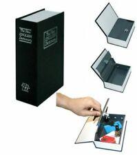 Secret Dictionary Book Safe Hidden Security Money Box Cash Jewellery Lock CHN