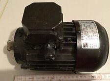 Rundschalttisch Taktmotor Getriebemotor Schwenktisch Fa Weiß 5.5AZ 63L-4T #MS