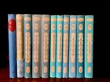 Marcel Proust Remembrance Of Things Past (11 volumes of a 12 volume set)