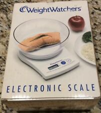 Weight Watchers Electronic Scale. NOS. Free Shipping.