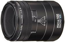 PENTAX Single Focus Macro Lens D FA Macro 100mm F2.8 WR K mount full-size New