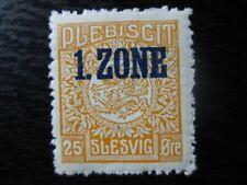 SCHLESWIG GERMAN PLEBISCITES Mi. #21 mint MNH stamp! CV $1.95