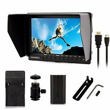 Feelworld FW-760 7'' Video Monitor IPS Full HD 1920x1200 1080p MINI, Macro HDMI