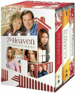 """7TH HEAVEN COMPLETE SERIES COLLECTION DVD BOX SET 61 DISCS """"NEW&SEALED"""""""