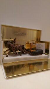 Caron Tabac Blond 1 oz / 28 ml Parfum L'Anne Russe Bronze Horse Limited Edition