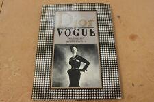 Christian DIOR in Vogue Foreword by Margot Fonteyn Book