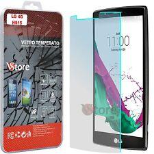 "Pellicola in Vetro Per LG LG G4 H815 Salva Schermo Proteggi Display LCD 5,5"""