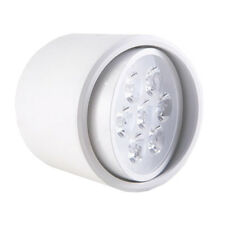 7W Led Ceiling Light Fixture Cylinder Lamp Surface Mounted Downlight Office Shop
