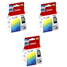 Canon CL-811XL Ink Cartridge (for iP2770/MX426/MX416/MP497/MP496/MP486) (3pcs)