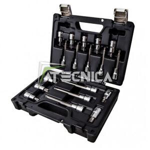 Valise kit de 18 douilles TORX mâle Beta 923-Tx/C18 branchement 1/2