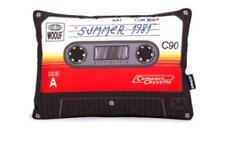 Wouff Barcelona Cassette Tape Rectangular Throw Pillow NWT Retired Design