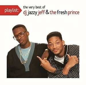 Playlist: The Very Best of DJ Jazzy Jeff and The Fresh Prince CD NEW