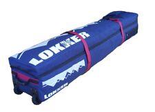 LOKKER Wheelie Winter Sports Luggage Bag - Holds Snowboards & Skis & Luggage