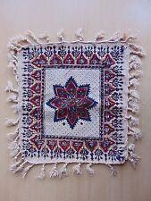 Persian ghalam kar handmade hand printed tapestry tablecloth calico wall hanging