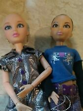 Liv Jointed Fashion Doll - lot of two