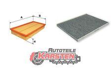 Set S: Luftfilter+Innenraumfilter Inspektionssatz AUDI VW