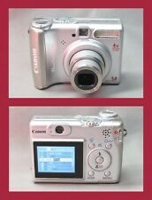 CANON POWERSHOT A530 5.0 MP DIGITAL CAMERA
