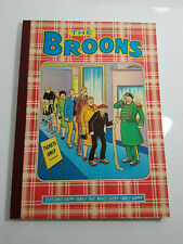 The Broons Annual 1981 published by DC Thomson, paperback vintage book comic vgc