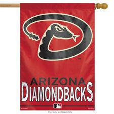 "Arizona Diamondbacks Licensed Mlb Vertical Flag 27"" x 37"""